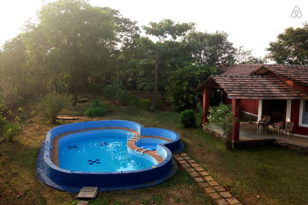 Shalom Karjat Bookings For Farmhouse Villa Apartment For Picnic Parties And Events